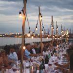 dinner on the pier