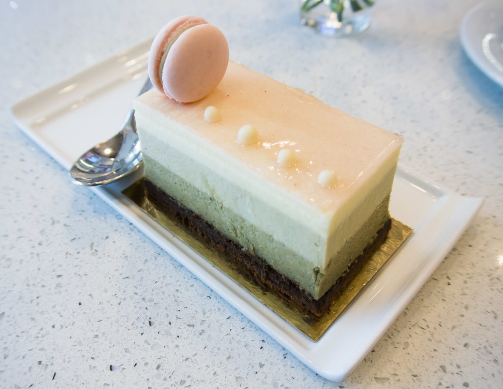 Soirette - Green Tea Mousse