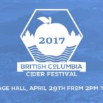 BC Cider Festival 2017