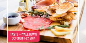 Taste of Yaletown 2017