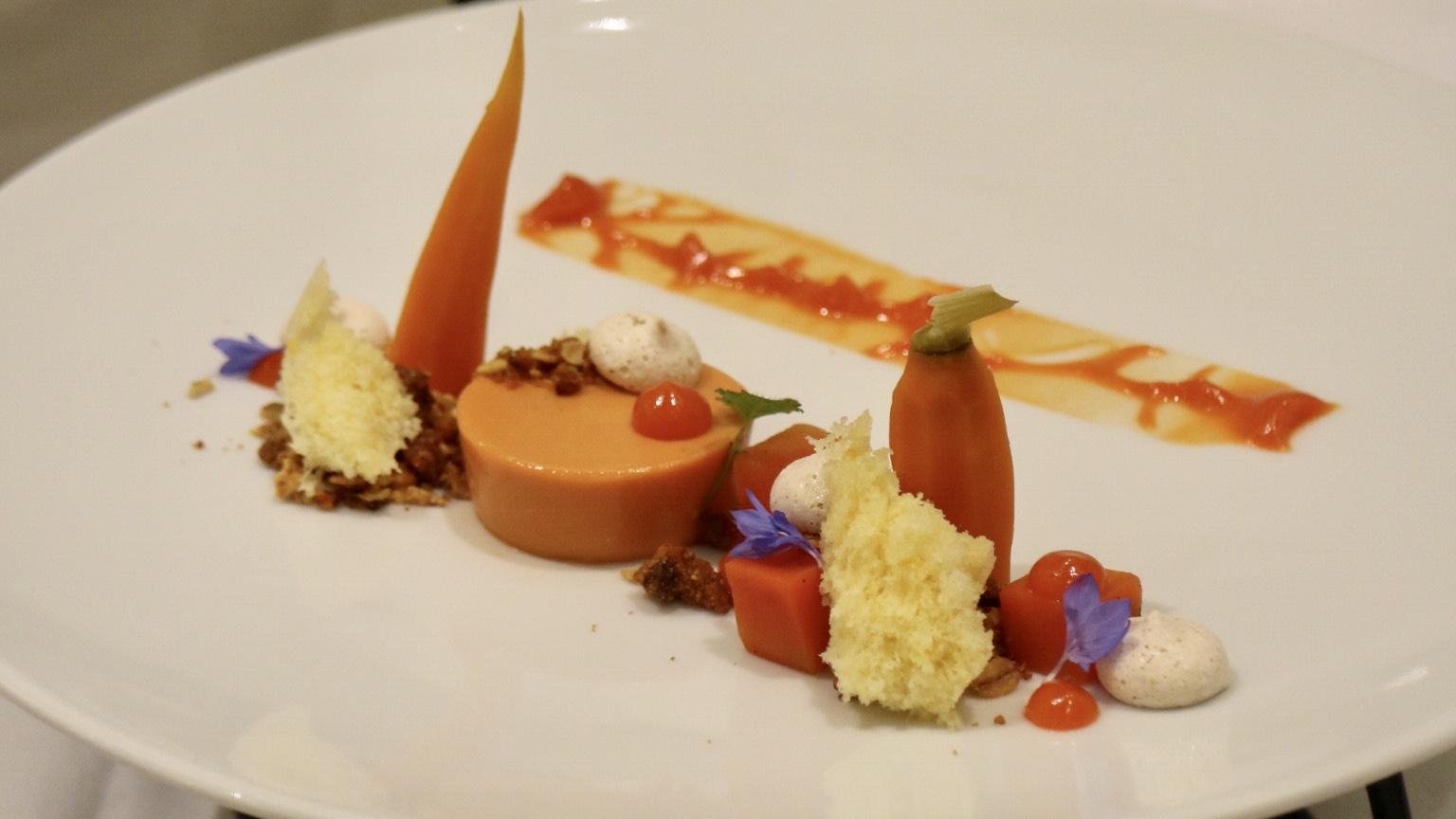 Textures of Carrots